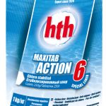 hth Maxitab Action 6 1 kg